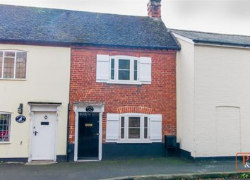 Multum In Parvo, Upper Street, Stratford St Mary, Colchester CO7. 3 bed cottage for sale