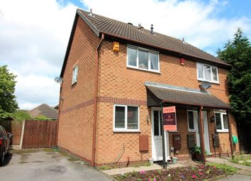Thumbnail 2 bed semi-detached house for sale in Lindum Road, Nottingham