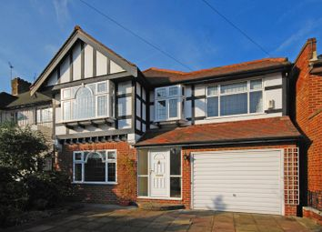 Thumbnail 3 bedroom detached house to rent in Ullswater Crescent, Kingston Vale