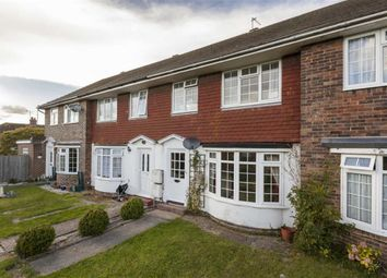 Thumbnail 3 bed terraced house for sale in Southerden Close, Hailsham