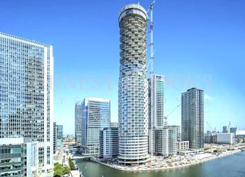 Thumbnail 3 bed flat for sale in 10 Park Drive, Canary Wharf