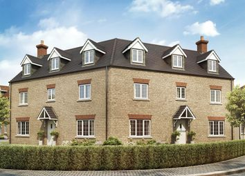 "Thumbnail 5 bed semi-detached house for sale in ""The Claydon"" at Whitelands Way, Bicester"