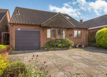Thumbnail 4 bed detached bungalow for sale in Old Forge Road, Ashby Magna, Lutterworth