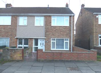 Thumbnail 3 bed end terrace house for sale in Charlecote Road, Coventry