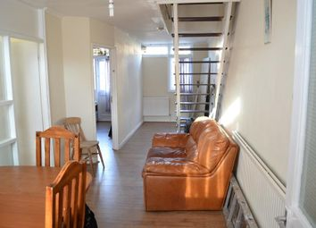 Thumbnail 4 bed terraced house to rent in Honiton Gardens, Gibbon Road, London