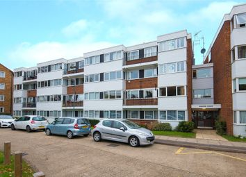 Thumbnail 2 bedroom flat for sale in Bourne Court, New Wanstead, London