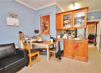 Thumbnail 1 bed flat to rent in Seddon Road, Morden