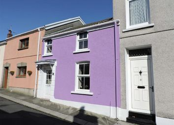Thumbnail 1 bedroom terraced house for sale in Union Buildings, Llanelli