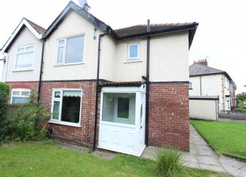 Thumbnail 3 bed semi-detached house for sale in Haworth Drive, Bootle