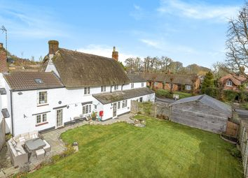 Thumbnail 4 bed detached house for sale in Broad Hinton, Wiltshire