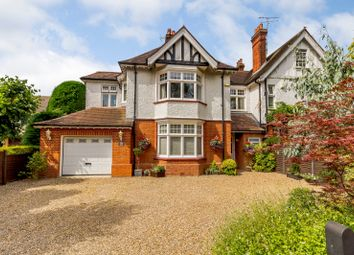 Thumbnail 5 bed semi-detached house for sale in Mayfield Road, Weybridge