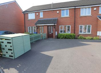 Thumbnail 2 bed town house for sale in Whitegate Grove, Longton
