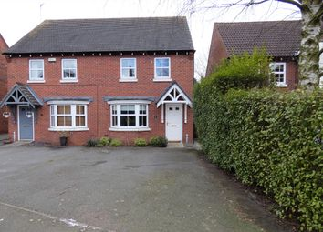 Thumbnail 3 bed semi-detached house for sale in Windmill Close, Ravenstone