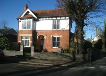Thumbnail 5 bed detached house for sale in Frolesworth Road, Broughton Astley, Leicester