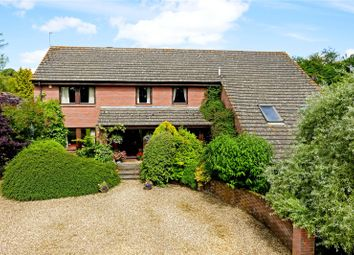 Thumbnail 5 bedroom detached house for sale in Maddle Road, Upper Lambourn, Hungerford, Berkshire