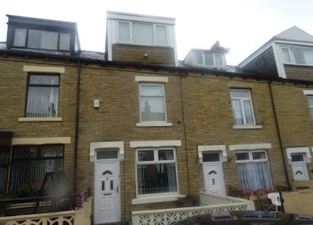 Thumbnail 4 bedroom terraced house for sale in Hartington Terrace, Bradford
