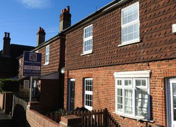 Thumbnail 2 bed end terrace house for sale in Beckley Cottages, Leatherhead Road, Great Bookham