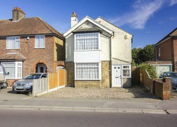 Thumbnail 4 bed detached house for sale in Dover Road, Sandwich