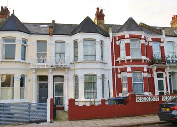 Thumbnail 4 bedroom terraced house for sale in Peploe Road, London