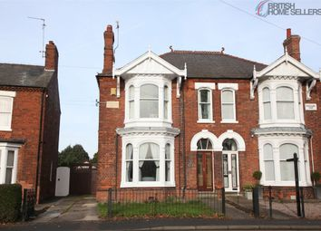 Thumbnail 5 bed semi-detached house for sale in Norfolk Street, Boston, Lincolnshire