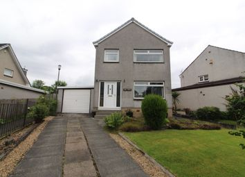 Thumbnail 3 bed detached house for sale in Moray Avenue, Airdrie