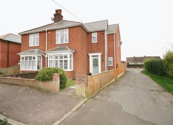Thumbnail 4 bed semi-detached house for sale in George Avenue, Brightlingsea, Colchester