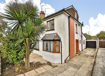 Thumbnail 5 bed semi-detached house for sale in Heath Halt Road, Cyncoed, Cardiff