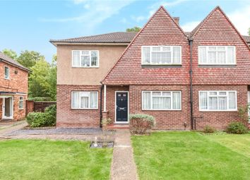 Thumbnail 2 bed maisonette for sale in Willow Tree Close, Ickenham, Middlesex