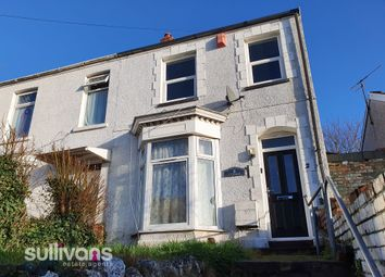 Thumbnail 3 bed semi-detached house for sale in Kilvey Terrace, St Thomas, Swansea