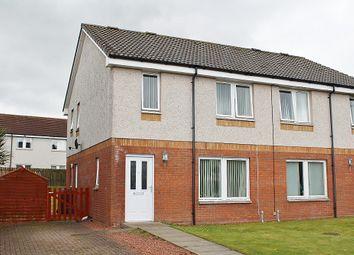 Thumbnail 3 bed semi-detached house for sale in 3 Garrick Gardens, Stranraer