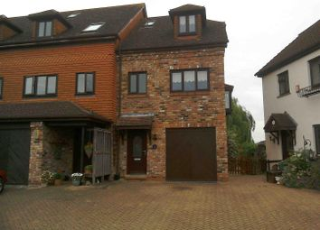 Thumbnail 3 bed town house for sale in King Johns Court, Tewkesbury