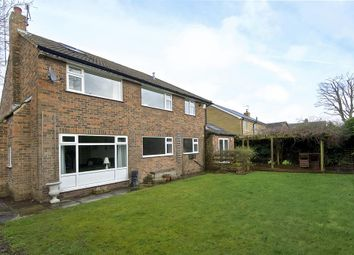 Thumbnail 4 bed detached house for sale in Kirklands Close, Menston, Ilkley