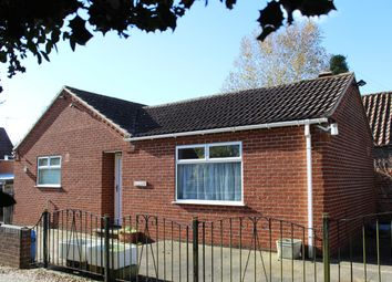 Thumbnail 2 bed detached bungalow for sale in Stone Lane, Spilsby