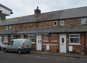Thumbnail 2 bed terraced house for sale in Eighth Row, Ashington