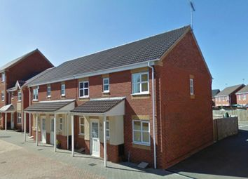Thumbnail 3 bed semi-detached house for sale in Castilla Place, Stretton, Burton-On-Trent