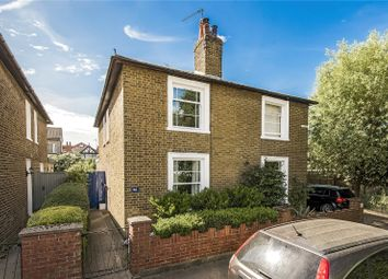 Mattock Lane, Ealing, London W13. 3 bed semi-detached house
