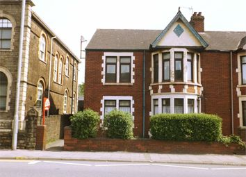 Thumbnail 2 bed flat for sale in Commercial Road, Port Talbot, West Glamorgan