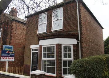 Thumbnail 3 bedroom detached house for sale in Vancouver Avenue, King's Lynn