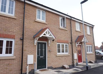 Thumbnail 3 bed terraced house for sale in Kilbride Way, Orton Northgate, Peterborough