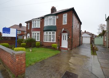 Thumbnail 3 bed semi-detached house to rent in Ennerdale Avenue, Middlesbrough