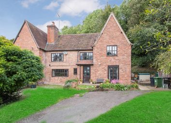 Thumbnail 3 bed semi-detached house for sale in Bridge Cottage, Little Hereford