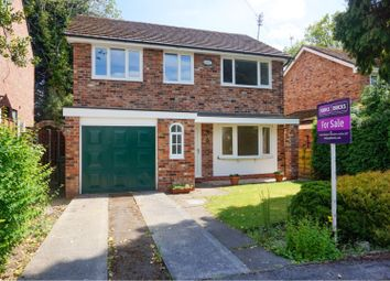 Thumbnail 4 bed detached house for sale in Moseley Road, Cheadle Hulme