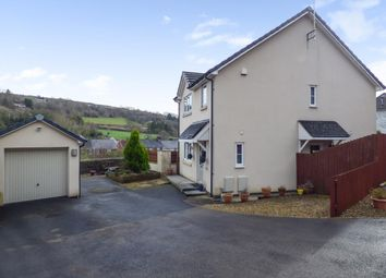Thumbnail 3 bed detached house for sale in Llwyd Court, Pontnewynydd, Pontypool