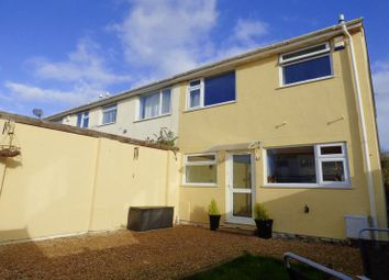 Thumbnail 3 bedroom end terrace house for sale in Mendip Avenue, Worle, Weston-Super-Mare