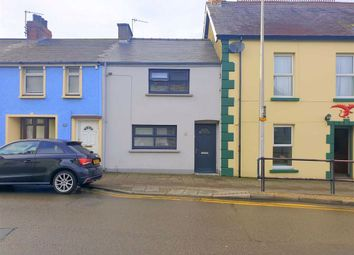 Thumbnail 2 bedroom terraced house for sale in St James Street, Narberth, Pembrokeshire