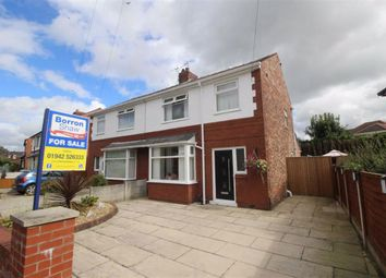 Thumbnail 3 bed semi-detached house for sale in Park Road, Hindley, Wigan