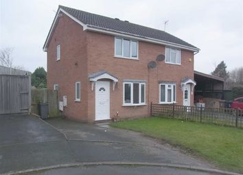 Thumbnail 2 bed semi-detached house to rent in 7, Kensington Close, Oswestry, Shropshire