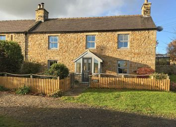 Thumbnail 4 bed semi-detached house for sale in Henshaw, Hexham