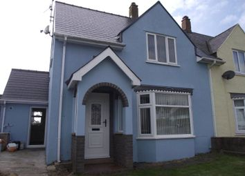 Thumbnail 3 bed semi-detached house for sale in Knowling Mead, Tenby, Pembrokeshire