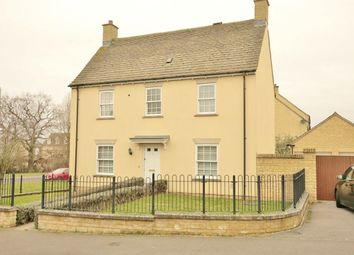 Thumbnail 4 bedroom property to rent in Cherry Tree Way, Witney